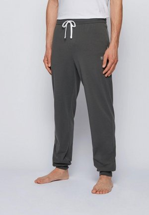 Брюки домашние Boss Mix&Match Pants. Цвет: серый