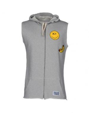 Толстовка DRESS CODE. Цвет: серый