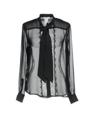 Pубашка EQUIPMENT. Цвет: черный
