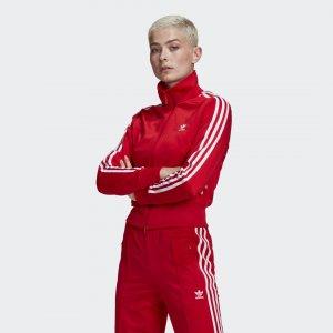 Олимпийка Adicolor Classics Firebird Primeblue Originals adidas. Цвет: none
