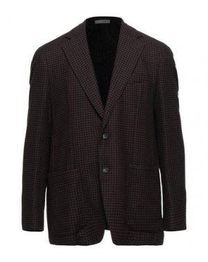 Пиджак 0909 FATTO IN ITALIA. Цвет: черный