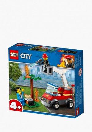 Конструктор LEGO City 60212 Пожар на пикнике. Цвет: разноцветный