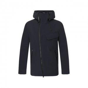 Куртка C.P. Company. Цвет: синий