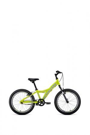 Вело Forward. Цвет: желтый/белый