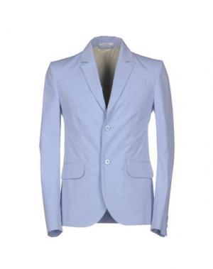 Пиджак CARVEN. Цвет: небесно-голубой