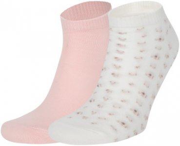 Носки женские , 2 пары, размер 35-38 Outventure. Цвет: розовый
