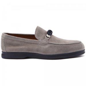 Туфли Doucal's. Цвет: серый