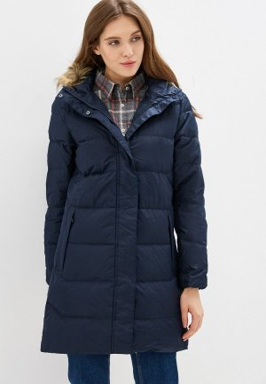Пуховик Helly Hansen W ADEN DOWN PARKA. Цвет: синий