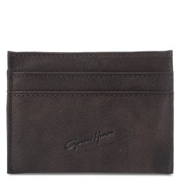 Холдер д/кредитных карт 33485 темно-коричневый GERARD HENON