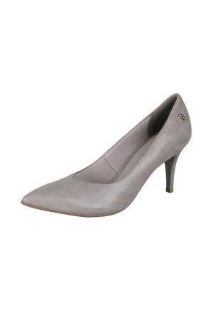 Туфли Bottero. Цвет: серый