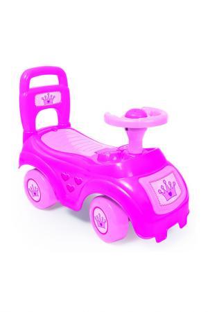 Автомобиль-каталка DOLU. Цвет: фиолетовый