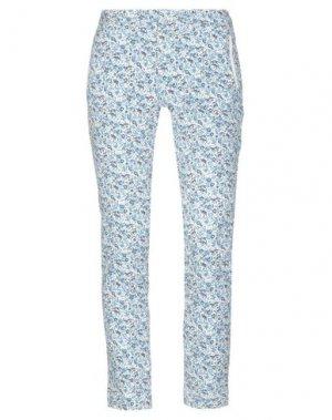 Джинсовые брюки PT Torino. Цвет: синий