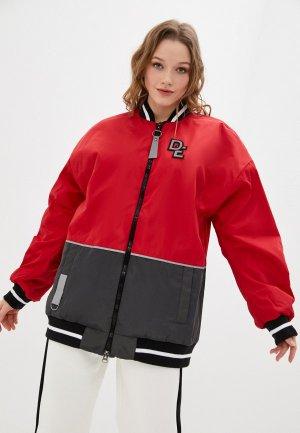 Куртка Doctor E. Цвет: красный