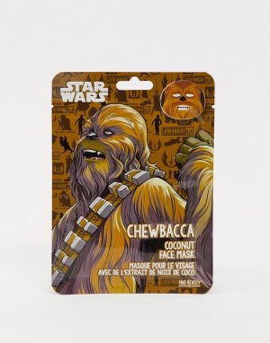 Маска для лица Чубакка Star Wars-Бесцветный M.A.D Beauty