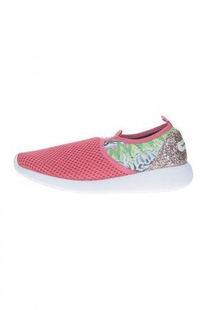 Прогулочная обувь Silvian Heach. Цвет: розовый, мульти