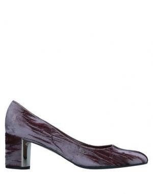 Туфли ELATA. Цвет: какао