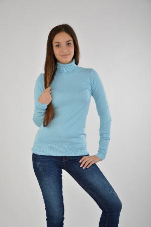 Джемпер FLG. Цвет: голубой