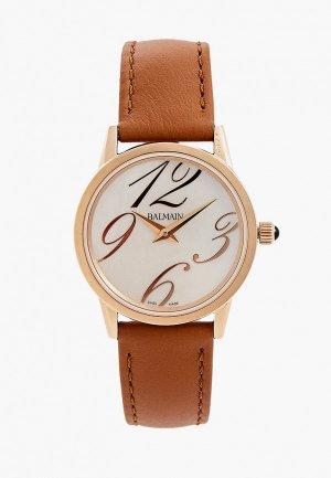 Часы Balmain Éria Bijou. Цвет: коричневый