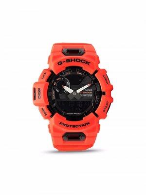 Наручные часы GBA-9004-AER 51 мм G-Shock. Цвет: черный