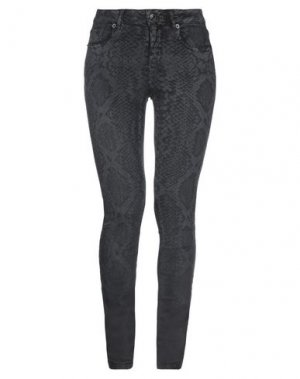 Джинсовые брюки I BLUES CLUB. Цвет: стальной серый
