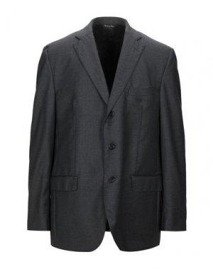 Пиджак GI CAPRI. Цвет: свинцово-серый