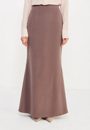 Юбка Sahera Rahmani MP002XW1AVA1. Цвет: коричневый