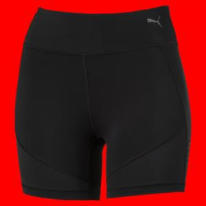 Шорты Ignite Short Tight W PUMA. Цвет: черный