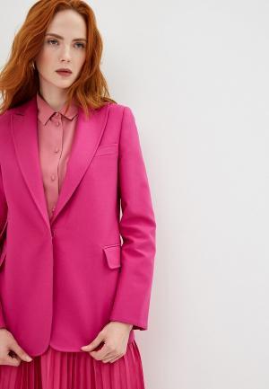 Пиджак Max&Co CANAZEI. Цвет: розовый