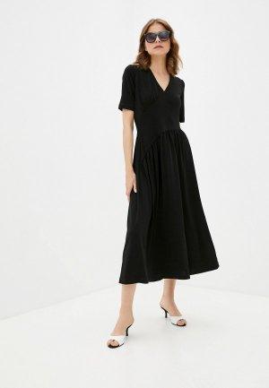 Платье InWear. Цвет: черный
