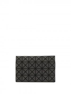 Картхолдер с геометричным узором Bao Issey Miyake. Цвет: черный