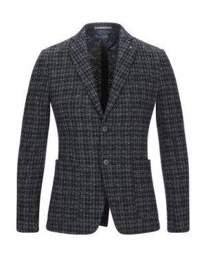 Пиджак HAVANA & CO.. Цвет: темно-синий