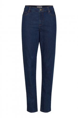 Синие зауженные джинсы Gerard Darel. Цвет: синий