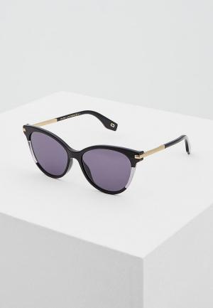 Очки солнцезащитные Marc Jacobs 295/S 807. Цвет: черный