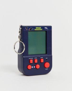 Брелок для ключей с игрой Space Invaders Fizz-Мульти Fizz Creations