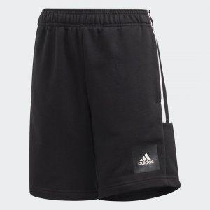 Шорты Must Haves 3-Stripes Performance adidas. Цвет: черный