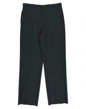 Повседневные брюки JIL SANDER. Цвет: темно-зеленый