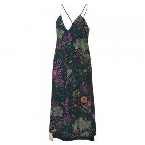 Платье x LIBERTY Womens Dress PUMA. Цвет: зеленый