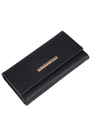 Ключница Eleganzza. Цвет: черный, серо-коричневый