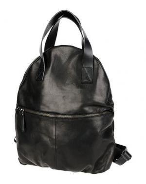 Рюкзаки и сумки на пояс MARSÈLL. Цвет: черный