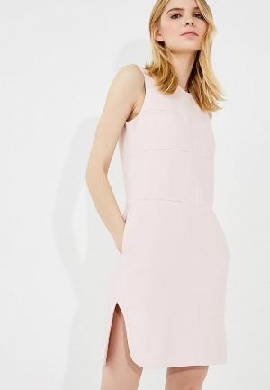 Платье Carven. Цвет: розовый