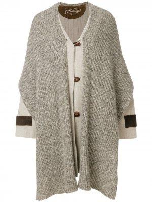 Пальто Mickey Mouse JC de Castelbajac Pre-Owned. Цвет: нейтральные цвета