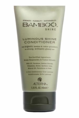 Кондиционер для волос Bamboo Luminous Shine 40ml Alterna. Цвет: multicolor