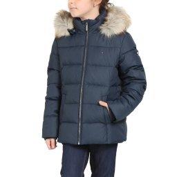 Куртка KG0KG04682 темно-синий TOMMY HILFIGER