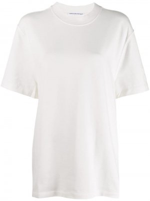 Logo T-shirt T By Alexander Wang