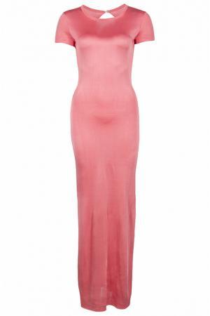 Платье FRANCESCA PICCINI. Цвет: бордовый