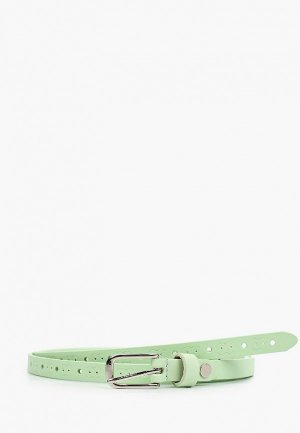Ремень Mascotte. Цвет: зеленый