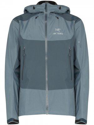 Arcteryx куртка Beta SL Hybrid Arc'teryx. Цвет: серый