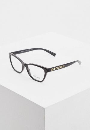 Оправа Versace VE3265 GB1. Цвет: черный