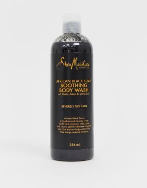 Успокаивающее средство для тела с африканским черным мылом 384 мл-Бесцветный Shea Moisture
