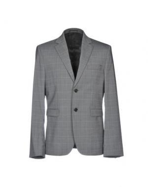 Пиджак ACNE STUDIOS. Цвет: серый